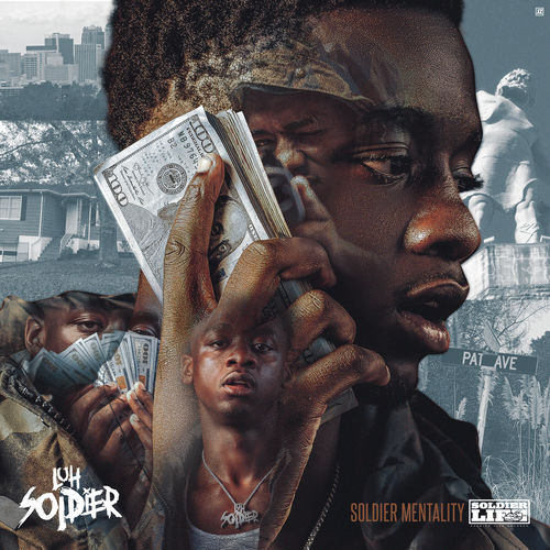 Luh Soldier - Solider Mentality Cover Art