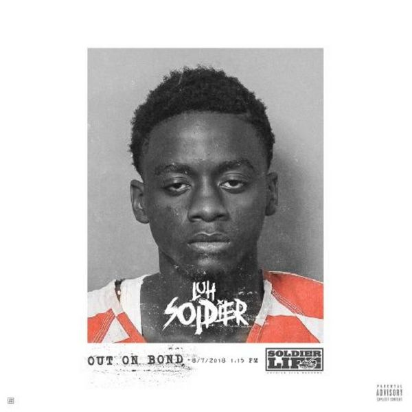 Luh Soldier - Out On Bond Cover Art