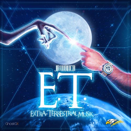 JR Writer - Extra Terrestrial Musik Cover Art