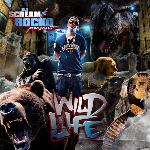 Rocko - Wild Life Cover Art