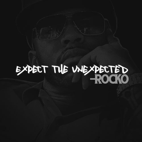 Rocko - Expect The Unexpected Cover Art