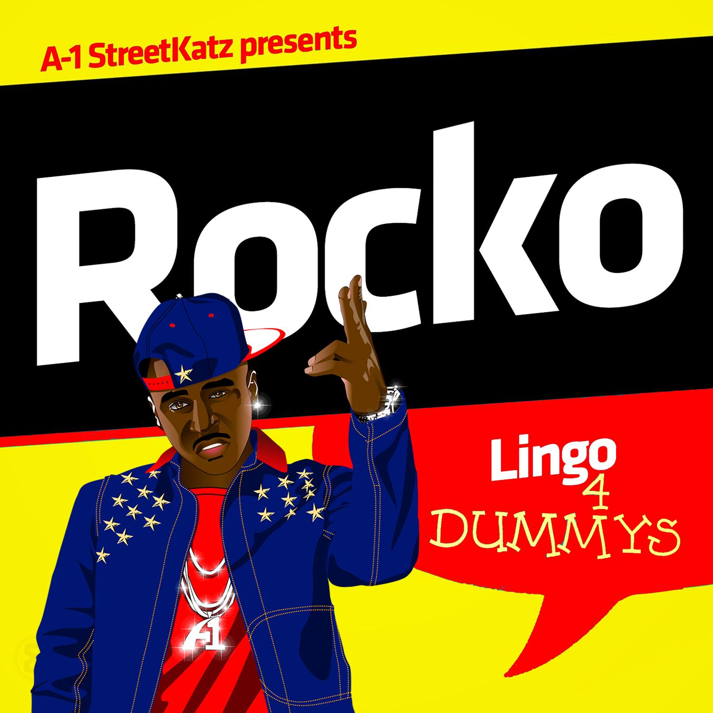 Rocko - Lingo 4 Dummys Cover Art
