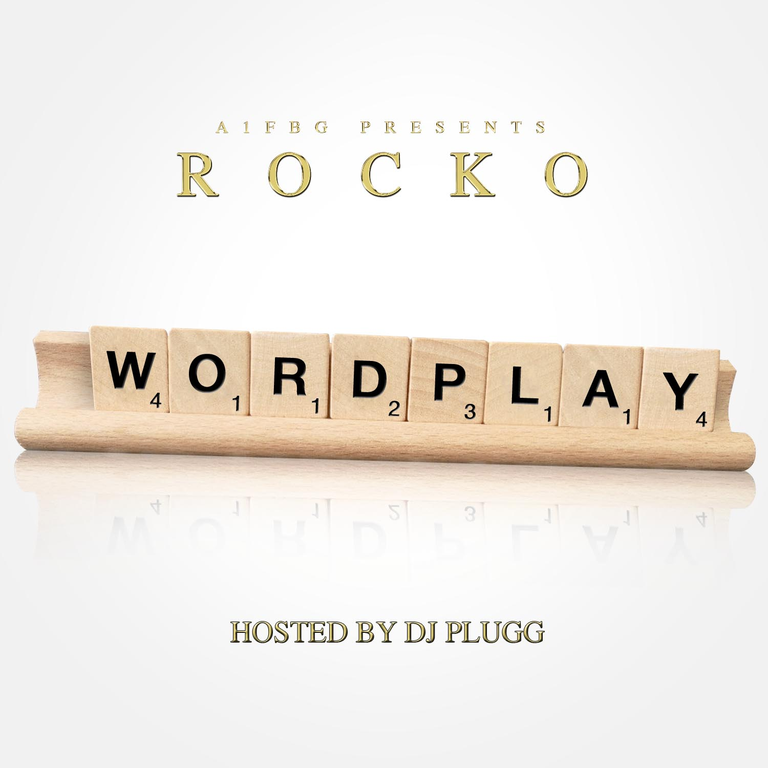 Rocko - Wordplay Cover Art