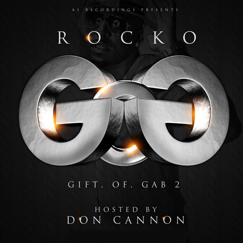 Rocko - Gift Of Gab 2 Cover Art