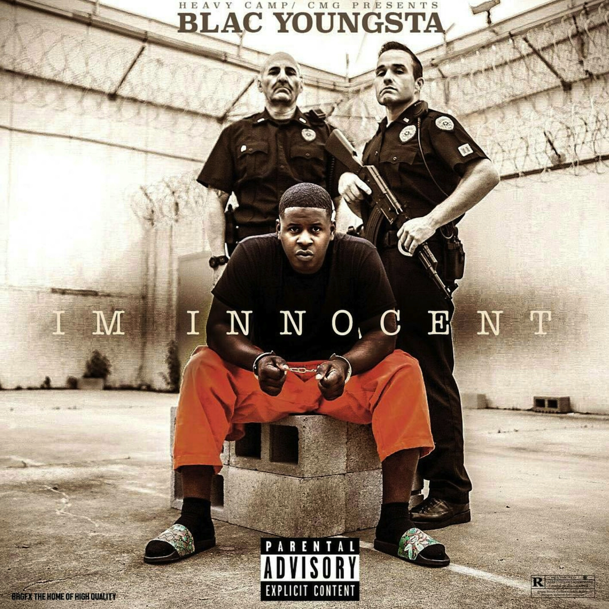 Blac Youngsta - I'm Innocent Cover Art