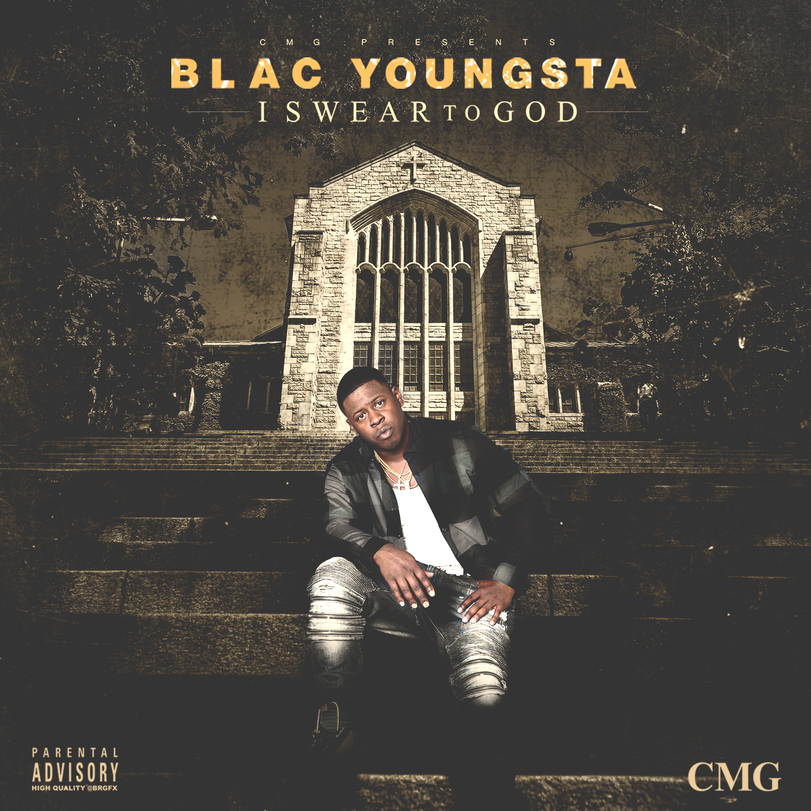 Blac Youngsta - I Swear To God Cover Art