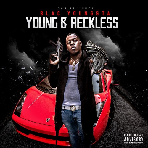 Blac Youngsta - Young & Reckless Cover Art