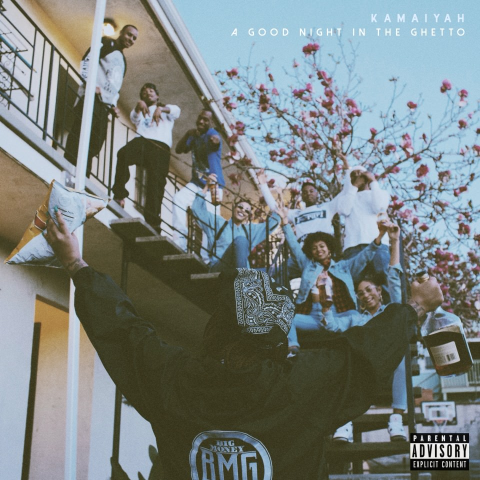 Kamaiyah - A Good Night In The Ghetto Cover Art