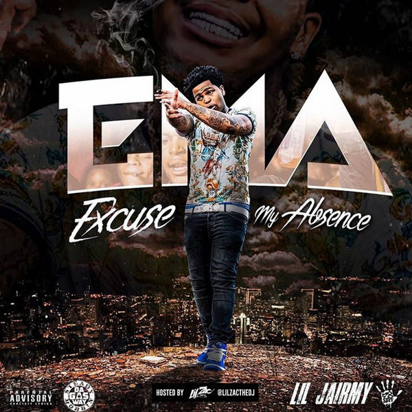 Lil Jairmy - EMA (Excuse My Absence) Cover Art