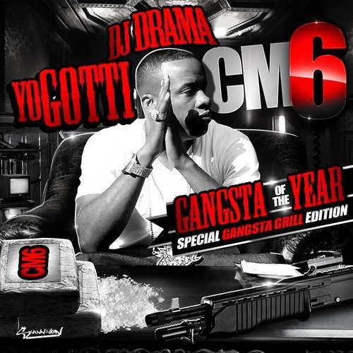 Yo Gotti - Cocaine Muzik 6 (Gangsta Of The Year) Cover Art