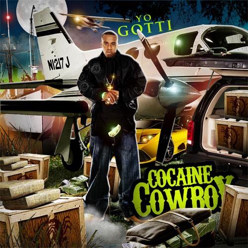 Yo Gotti - Cocaine Cowboy Cover Art