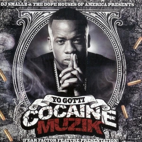 Yo Gotti - Cocaine Muzik Cover Art