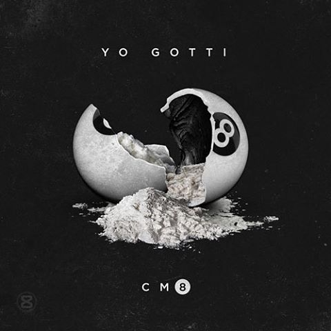 Yo Gotti - Cocaine Muzik 8 Cover Art