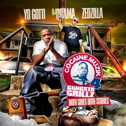 Yo Gotti - Cocaine Muzik 4 Cover Art