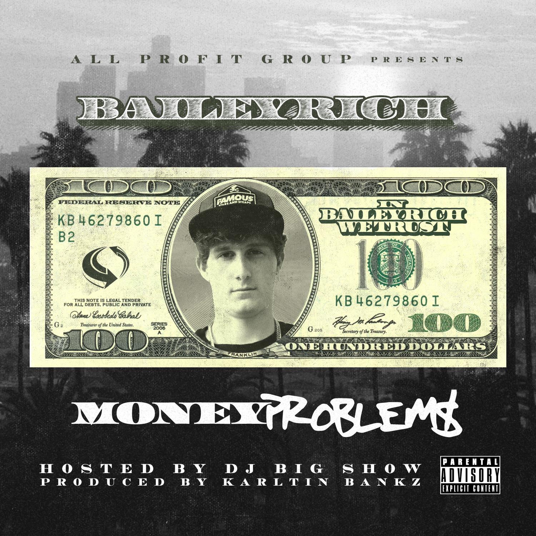 Bailey Rich - Money Problems Cover Art