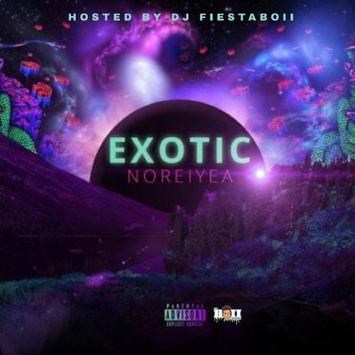 Noreiyea - Exotic Cover Art