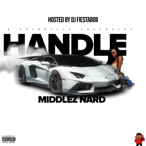 Middlez Nard - Handle Cover Art