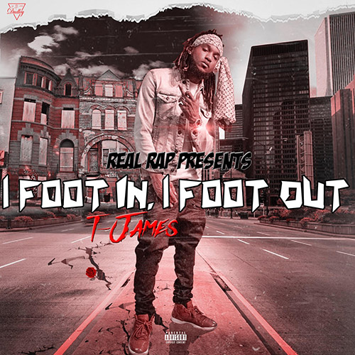 T James - 1 Foot In 1 Foot Out Cover Art