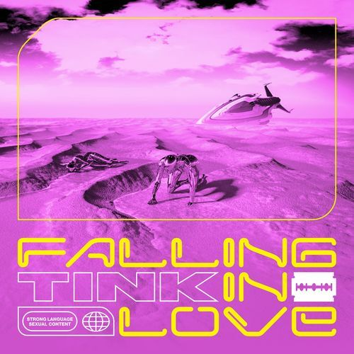 Tink - Falling In Love Cover Art