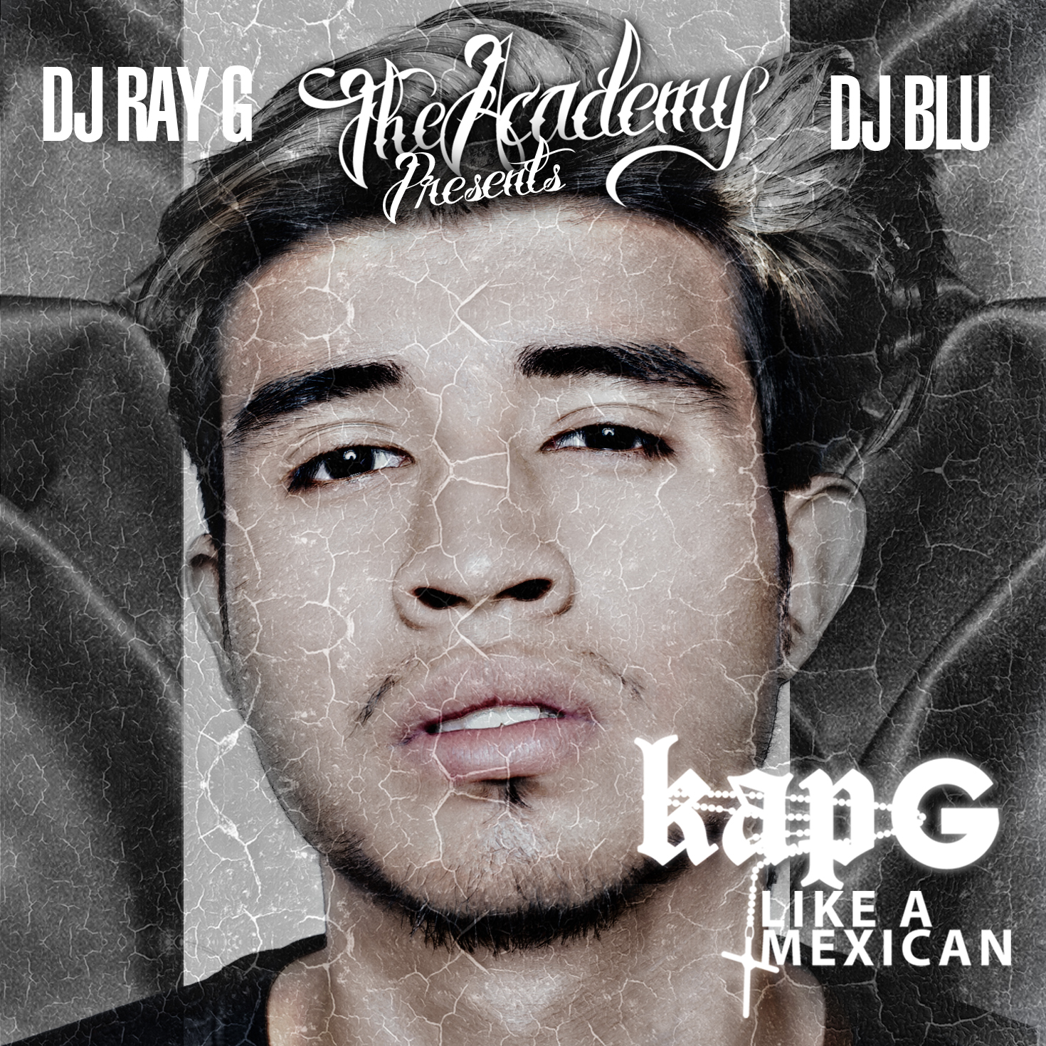 Kap G - Like A Mexican Cover Art