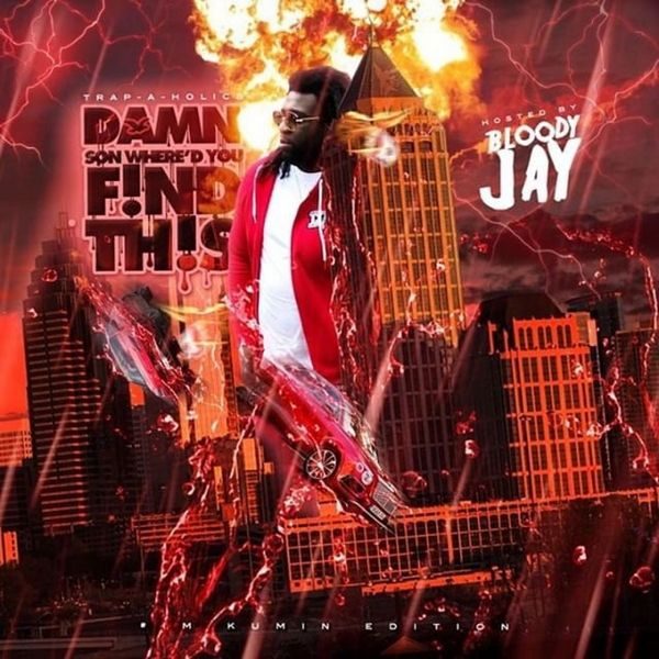 Bloody Jay & Various Artists - Damn Son Where'd You Find This Cover Art