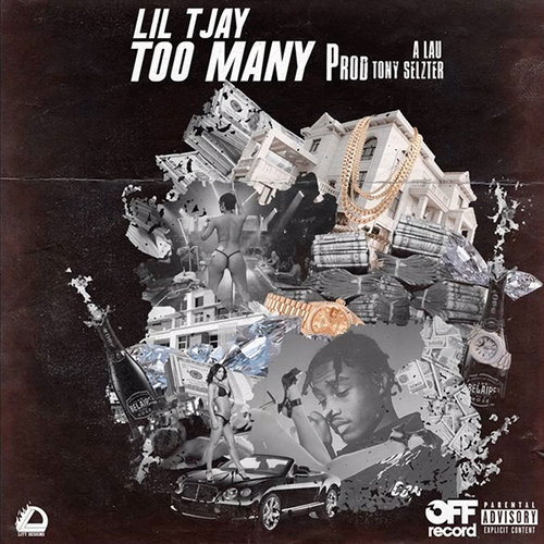Lil Tjay - Too Many Cover Art