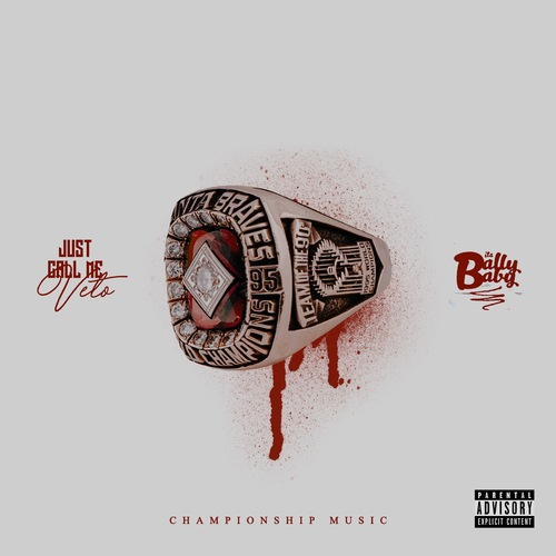 Veto - Championship Music (Feat. Bally) Cover Art
