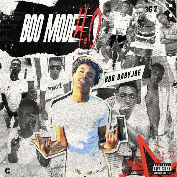 BBG Baby Joe - Boo Mode 4 Cover Art