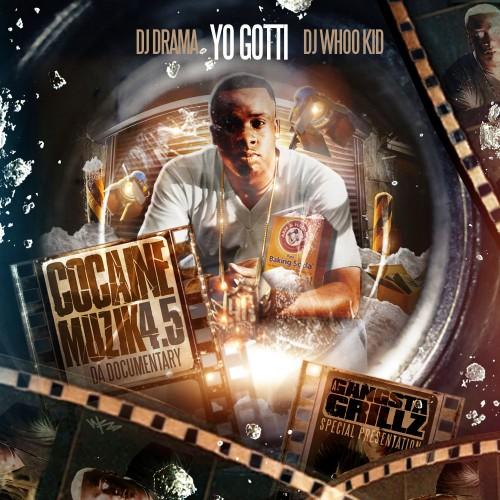 Yo Gotti - Cocaine Muzik 4.5 (Da Documentary) Cover Art