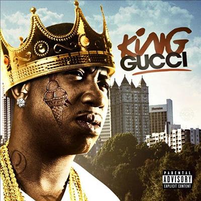 Gucci Mane - King Gucci Cover Art