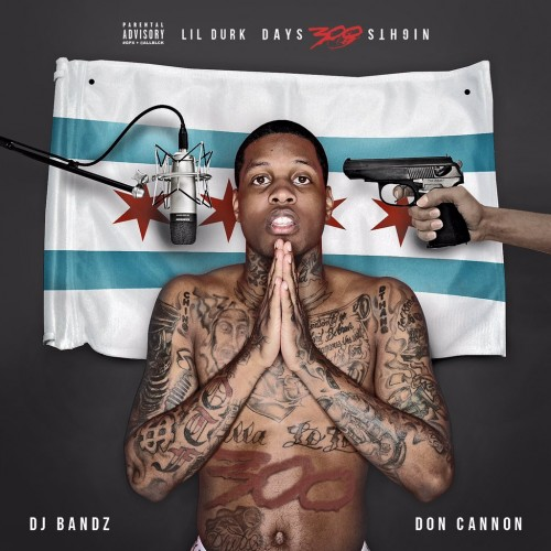 Lil Durk - 300 Days, 300 Nights Cover Art
