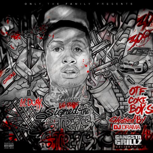 Lil Durk - Signed To The Streets Cover Art