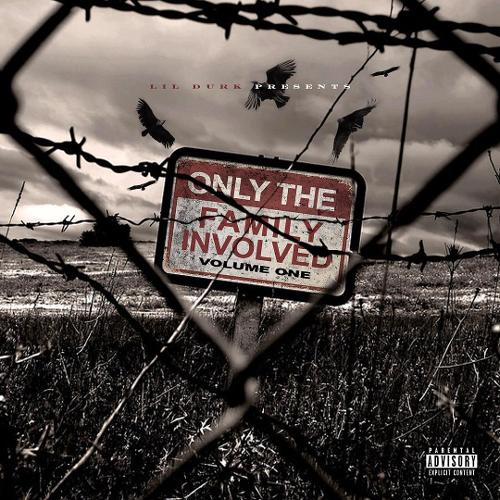 Lil Durk - Only The Family Involved Cover Art