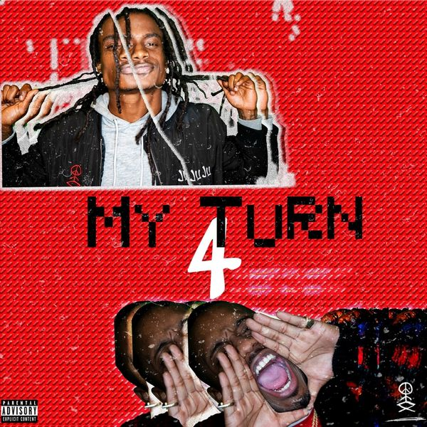 Audio Push - My Turn 4 Cover Art