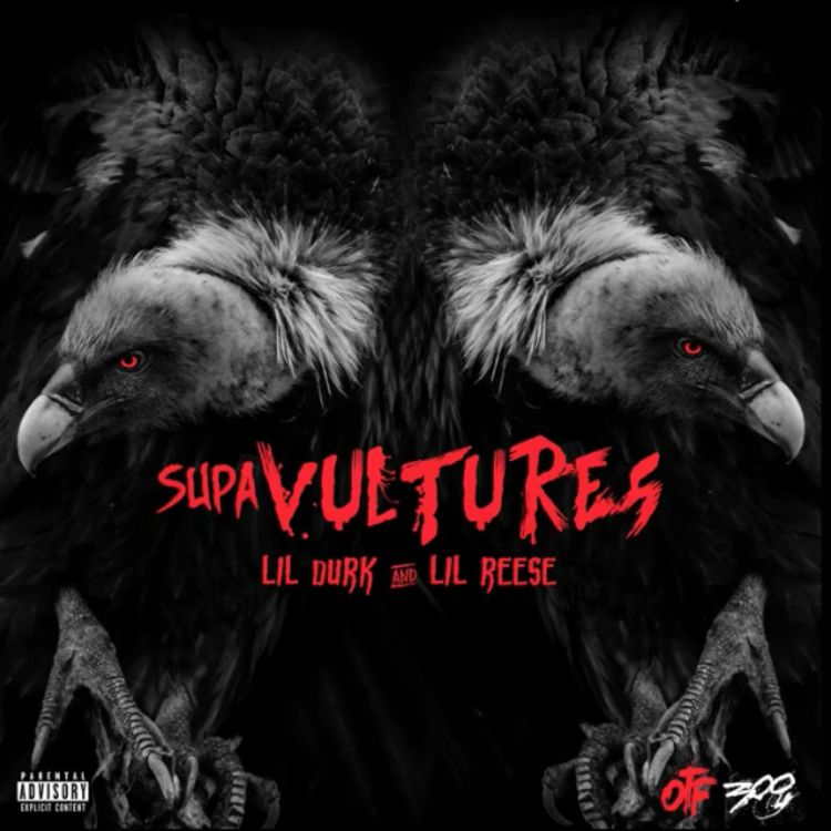 Lil Durk & Lil Reese - SupaVultures Cover Art