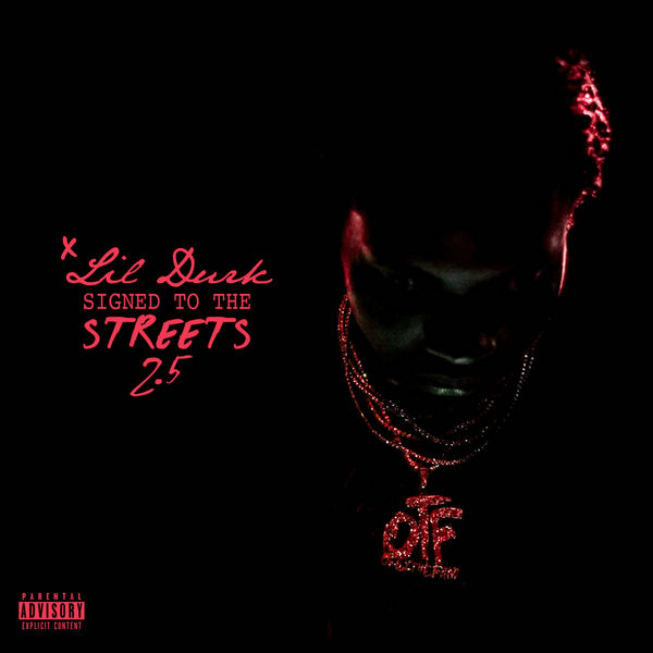 Lil Durk - Signed To The Streets 2.5 Cover Art