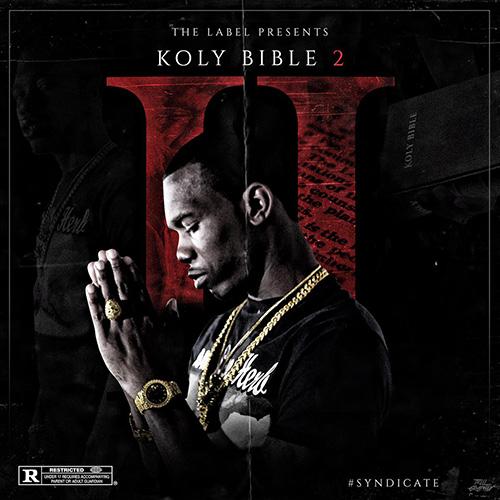 Koly P - Koly Bible 2 Cover Art