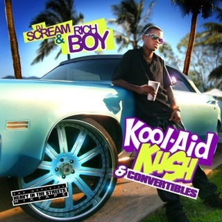 Rich Boy - Kool-Aid, Kush & Convertibles Cover Art