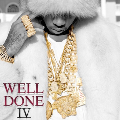 Tyga - Well Done 4 Cover Art