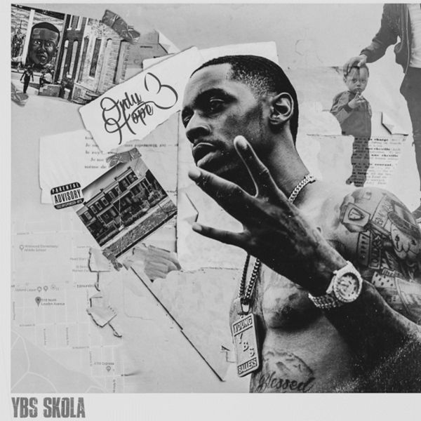 YBS Skola - Only Hope 3 Cover Art