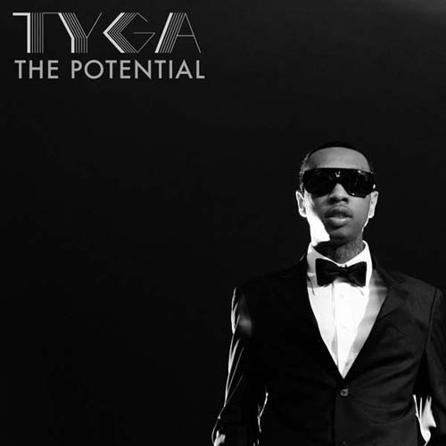 Tyga - The Potential Cover Art