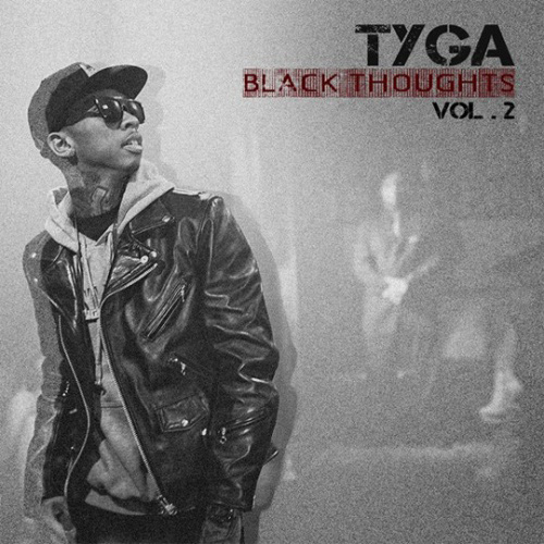 Tyga  - Black Thoughts 2 Cover Art