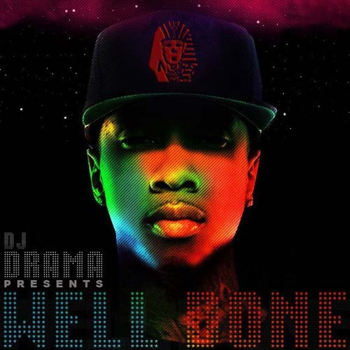 Tyga - Well Done Cover Art
