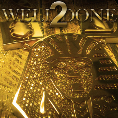 Tyga - Well Done 2 Cover Art