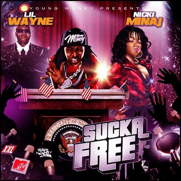 Nicki Minaj - Sucka Free Cover Art