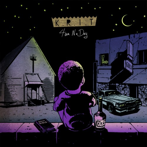 Big K.R.I.T. - 4Eva N A Day Cover Art