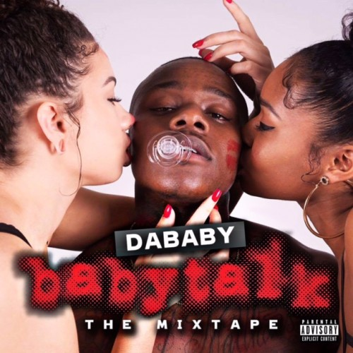 DaBaby - Baby Talk Cover Art