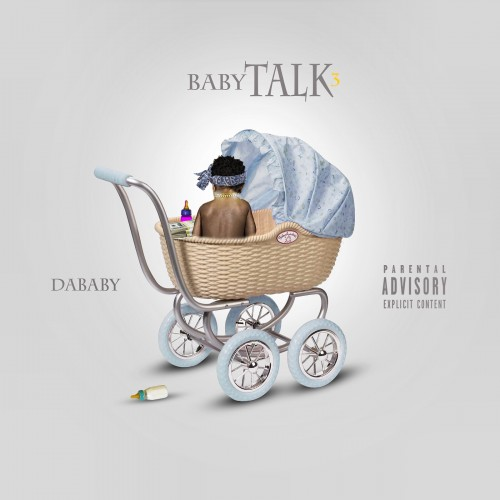 DaBaby - Baby Talk 3 Cover Art