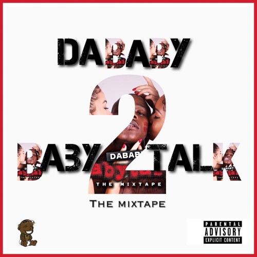DaBaby - Baby Talk 2 Cover Art