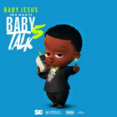DaBaby - Baby Talk 5 Cover Art
